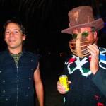 Burning Bush - Drew and Bruce