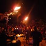 Burning Bush - Crowd